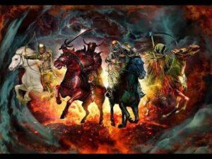 I quattro cavalieri dell'Apocalisse: